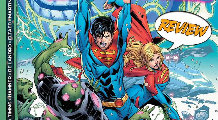 Future State: Superman of Metropolis #2 Review
