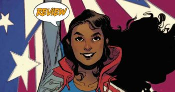 America Chavez: Made In USA #1 Review