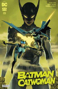 Batman/Catwoman #4