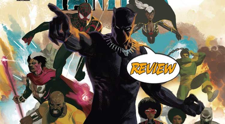Black Panther #24 Review