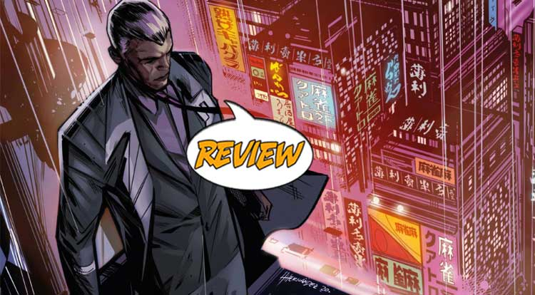 Blade Runner: Origins #2 REview