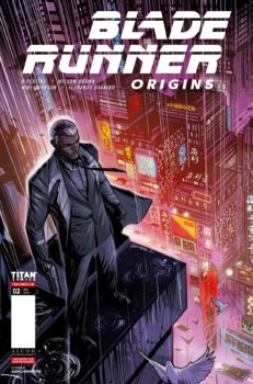 Blade Runner Origins 32