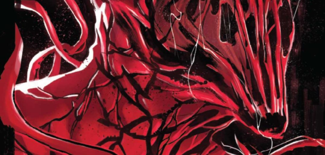 Carnage: Black White and Blood #1