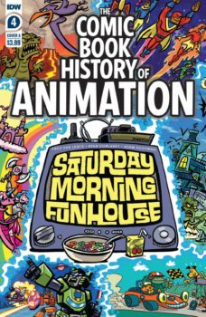 The Comic Book History of Animation #4