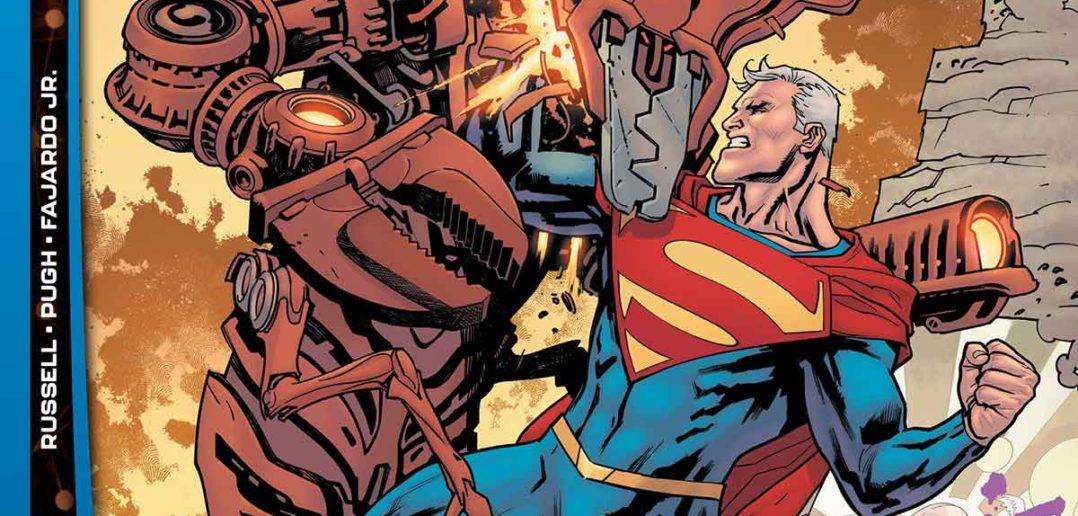 Superman vs. Imperious Lex #3