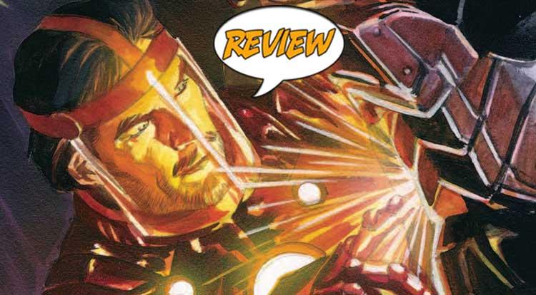 Iron Man #7 Review