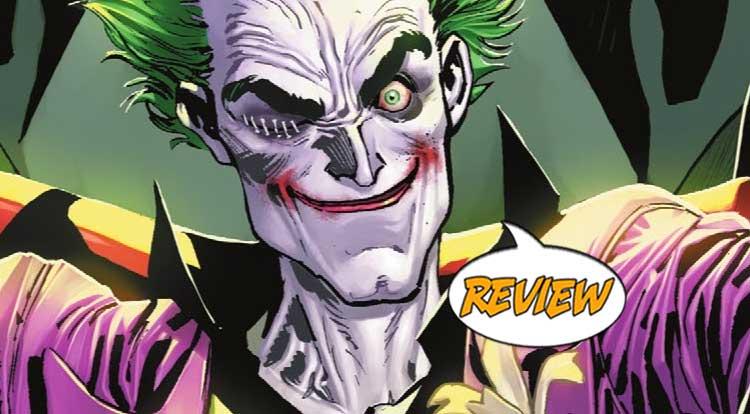 The Joker #1 Review