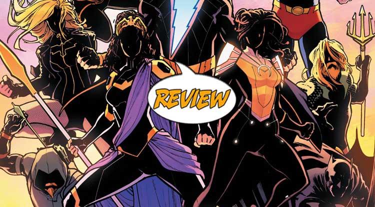 Justice League #59 Review