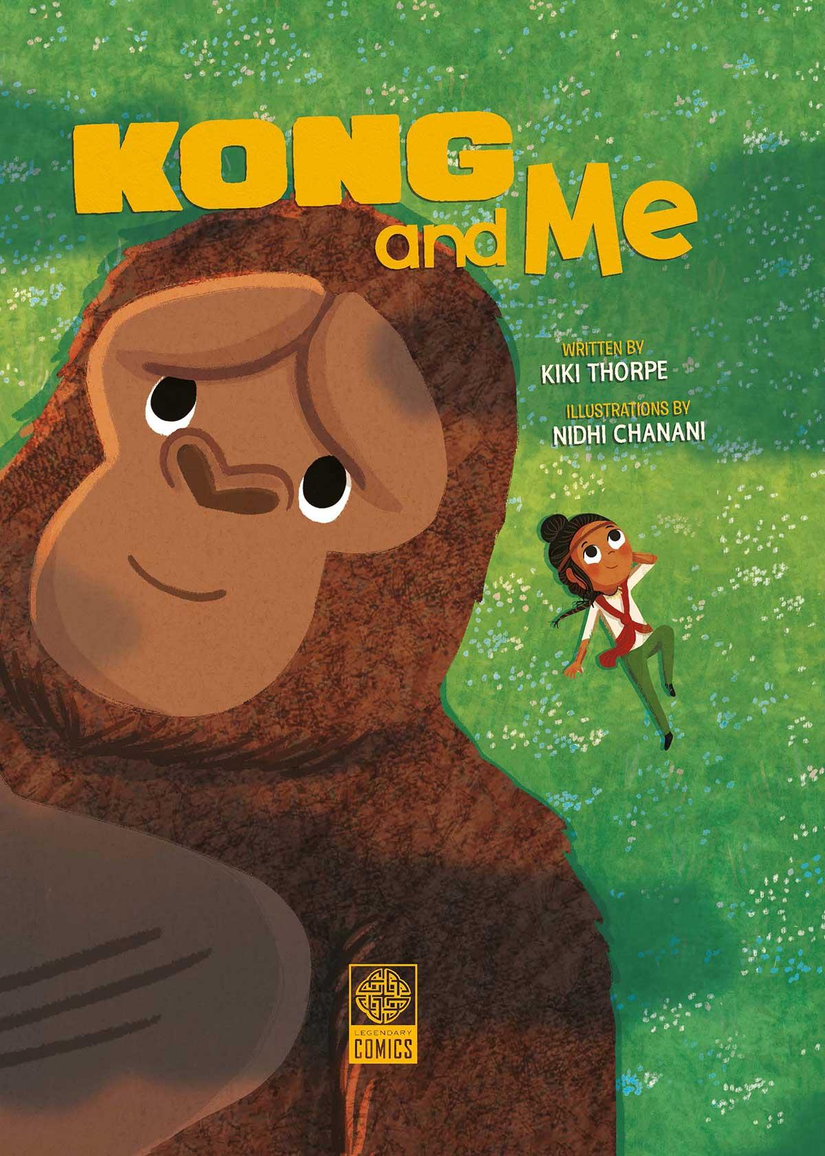 Kong and Me