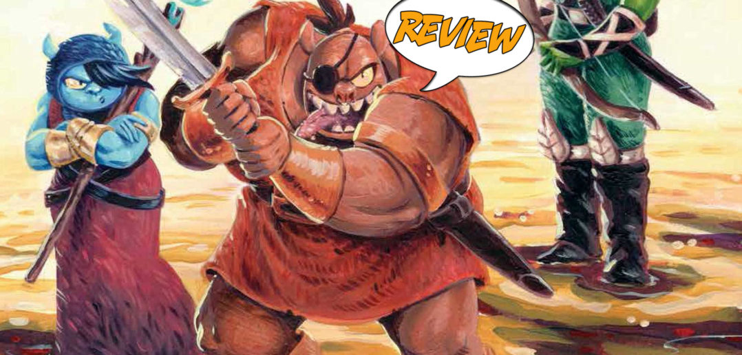 Orcs #2 Review