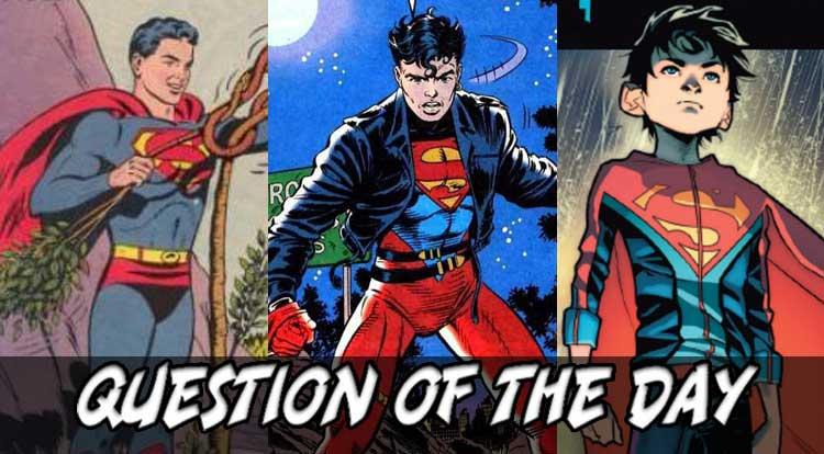 Superboy QOTD