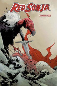 Red Sonja #25