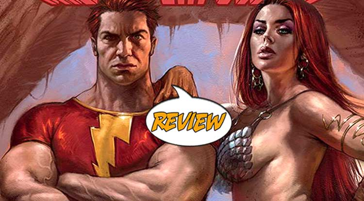 Red Sonja: The Superpowers #3 Review
