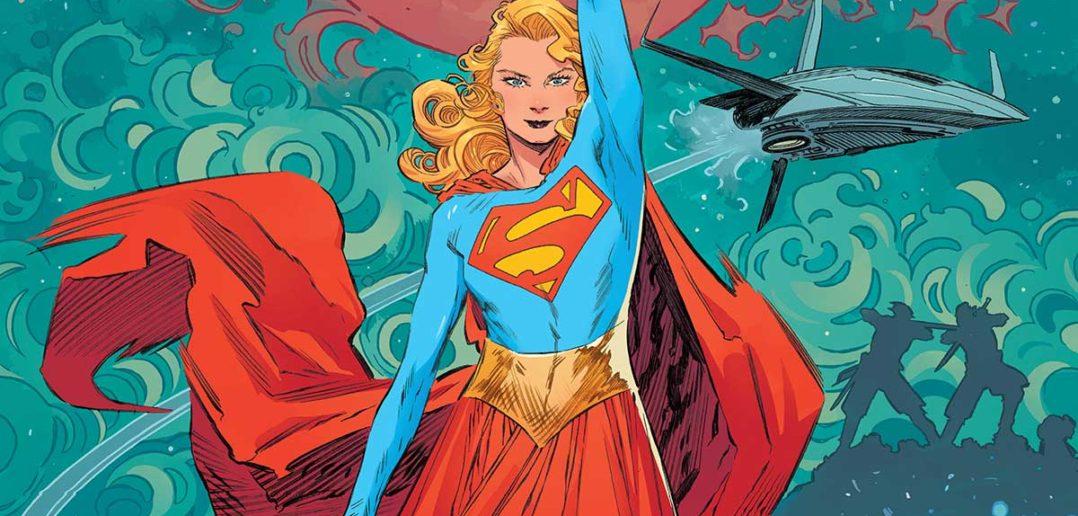 Supergirl Woman of Tomorrow