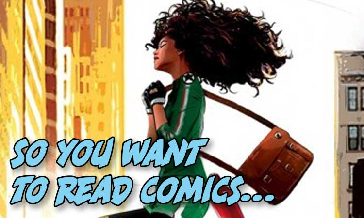 So You Want To Read Comics Flying Edigin