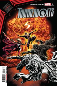 King in Black: thunderbolts #3