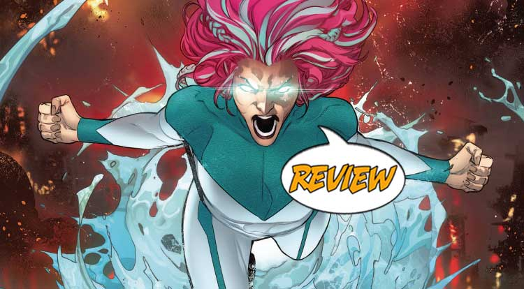The Union #3 Review