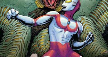 Trials of Ultraman #1