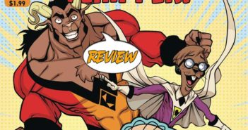 Wild Bull and Chipper #1 Review