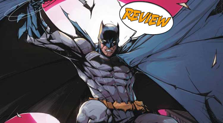 Batman: Urban Legends #1 Review