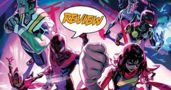 Champions #5 Review