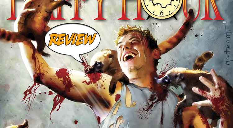 Happy Hour #5 Review