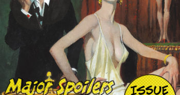 Major Spoilers Podcast #917: Mickey Spillane's Mike Hammer: The Night I Died