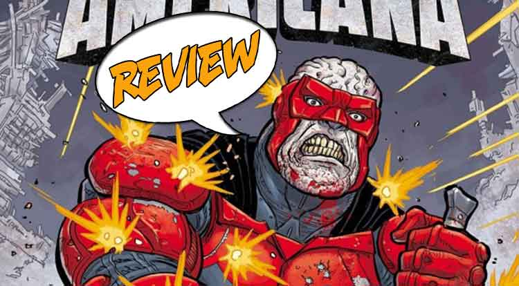 Post Americana #4 Review