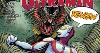 Trials of Ultraman #1 Review