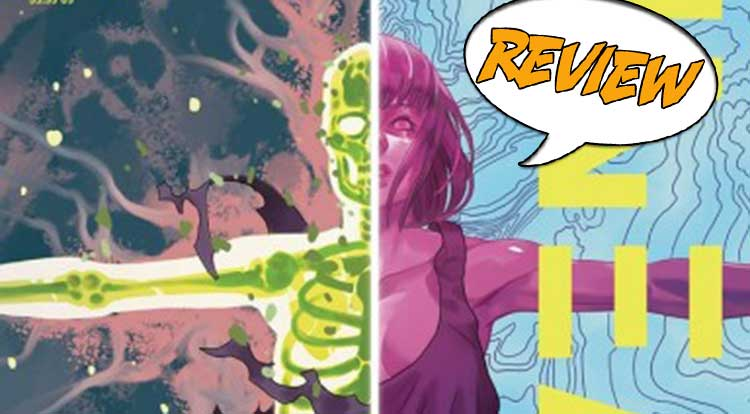 Unearth #10 Review`