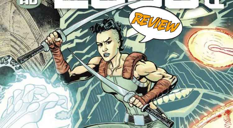 2000AD #2226 Review`