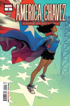 America Chavez: made in the USA #2