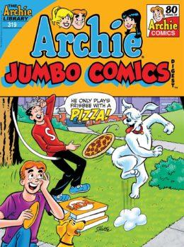 Archie Jumbo Comics Digest #319