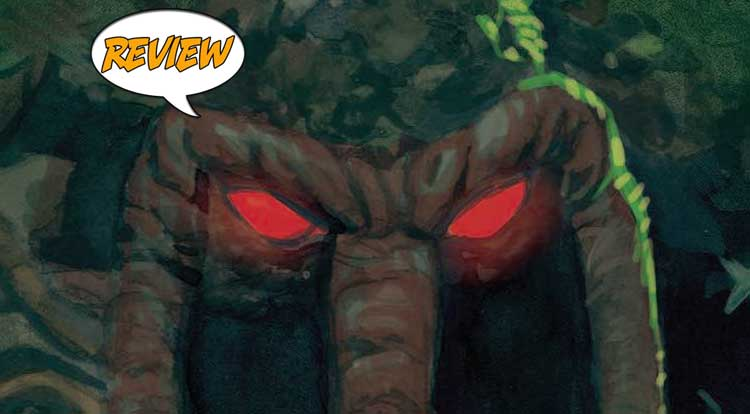 Curse of the Man-Thing #1 Review