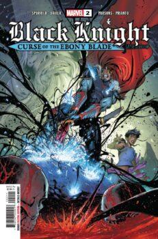 Black Knight Curse of the Ebony Blade #2