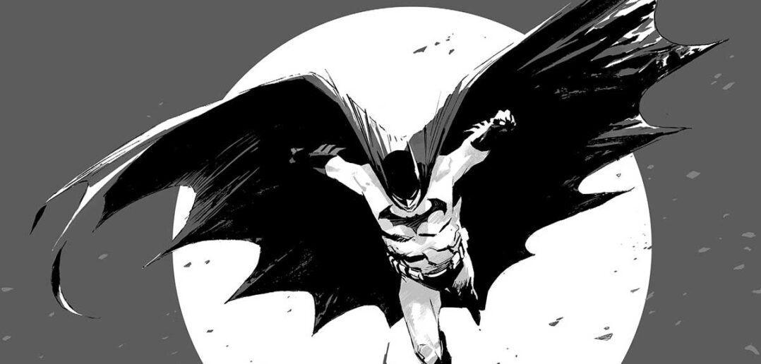 Batman Black and White #5