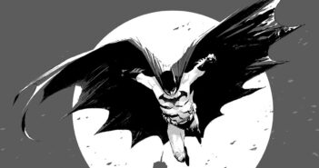 Batman Black and White #5
