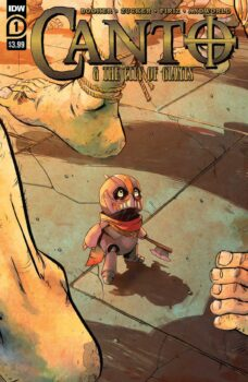 Canto and the City of Giants #1