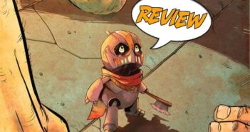 Canto and the City of Giants #1 Review