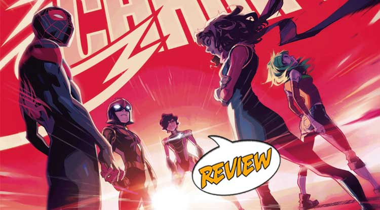 Champions #6 Review