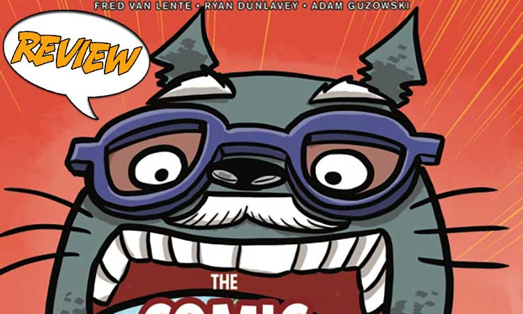 Comic Book History of Animation #5 Review
