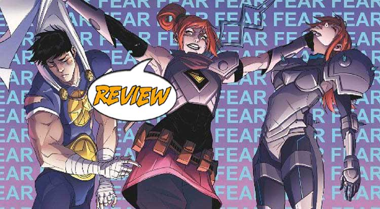 Commanders in Crisis #7 Review