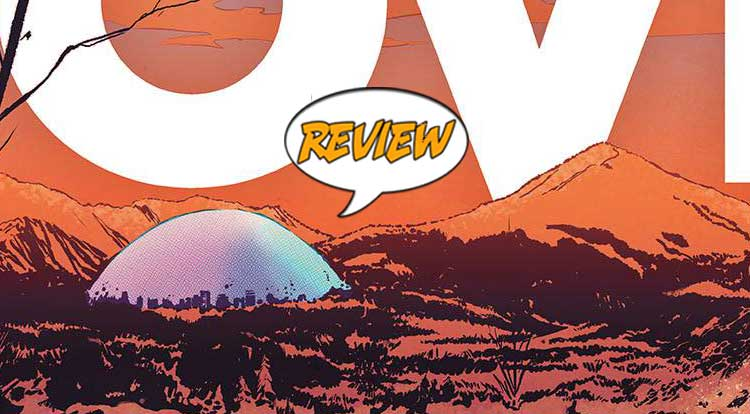 Crossover #5 Review