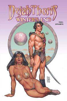 Dejah Thoris Winter's End