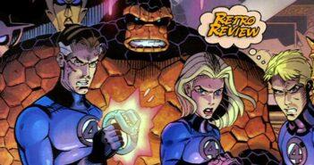 Fantastic Four #500 Review