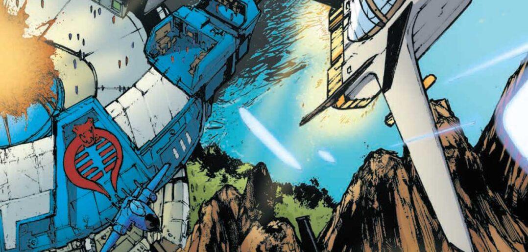 G.I. Joe a real american hero #279