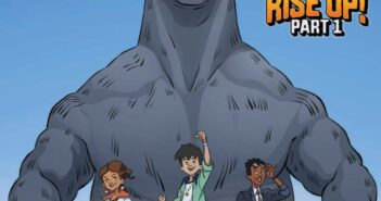 Godzilla Monsters and Protectors #1