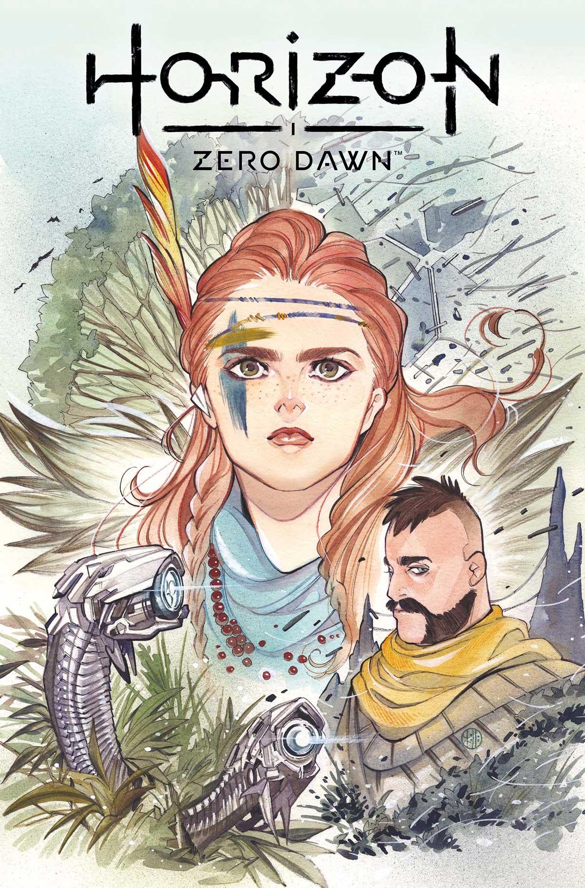 Horizon Zero Dawn Libertation #1