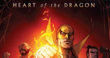 iron Fist Heart of the Dragon #4