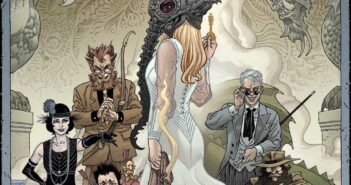 Locke and Key Sandman Hell and Gone #1